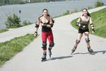 Thumbnail Skate To The Rhythm Roller Skating For Good Health & Diet Guide